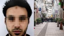 Der Verdächtige von Straßburg - Cherif C. war schon lange auffällig