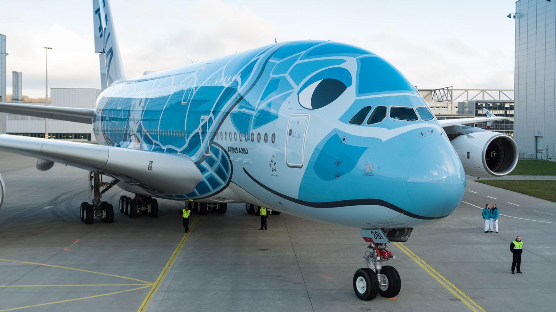 Für Airbus ist es die erste Auslieferung einer A380 an einen neuen Airline-Kunden seit vier Jahren