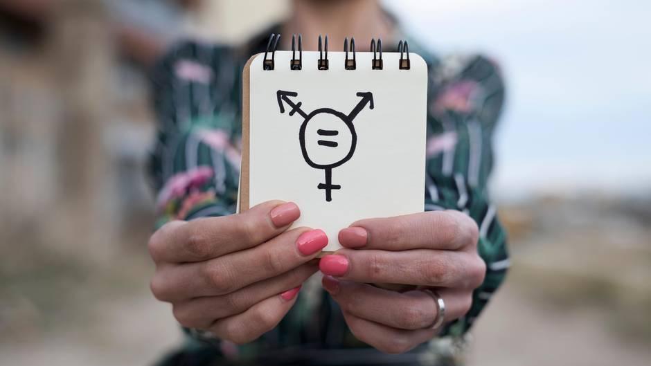 Transgender Intersexualität Transsexualität