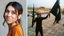 Der Friedensnobelpreisträgerin Nadia Murat half Omar Abd al-Dschabbar