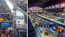 Deutsche Bahn: Ausfälle, Verspätungen, technische Defekte