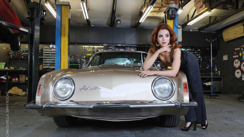 Girls & legendary US-Cars: Girls & legendary US-Cars – starke Frauen mit kultigen Autos