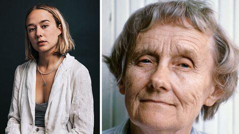 Schauspielerin Alba August begeistert als Astrid Lindgren