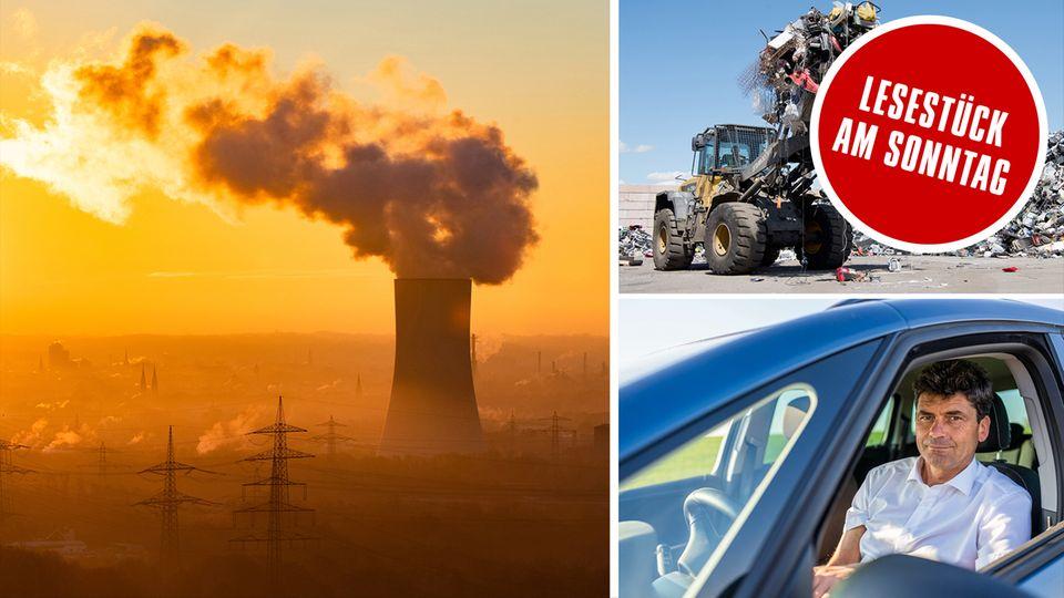 Klimagipfel: Landraub, Lärm und Luftverschmutzung in Deutschland