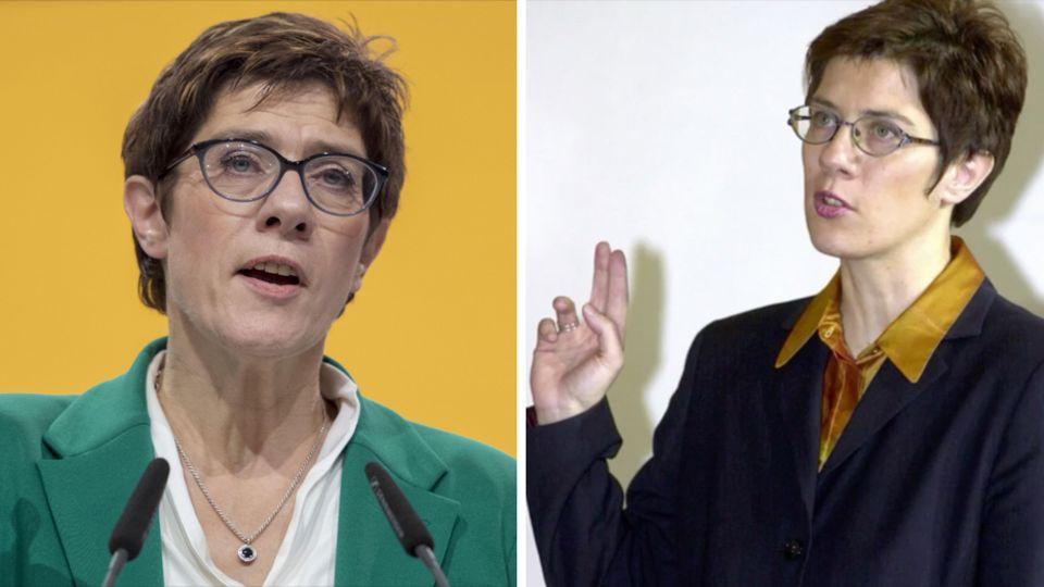 Denkbare Machtübergabe: Bei Merkel-Rückzug: SPD-Politiker würden Kramp-Karrenbauer nicht zur Kanzlerin wählen