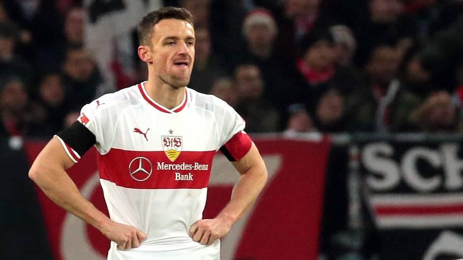 VfB-KapitänChristian Gentner