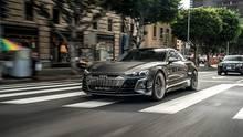 Audi E-Tron GT - 590 PS und 400 km Reichweite