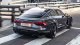 Audi E-Tron GT - über zwei Tonnen schwer