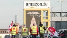 """Streik bei Amazon: """"Es besteht die Gefahr, dass Weihnachtsgeschenke nicht rechtzeitig ankommen"""""""