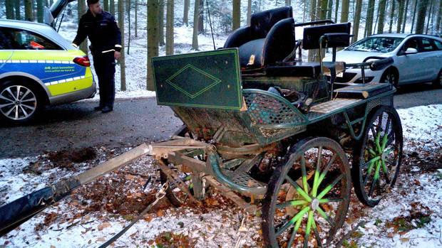 nachrichten deutschland - kutschunfall murrhardt