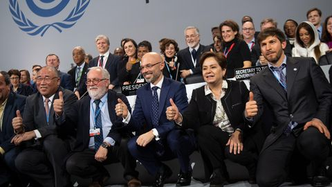 """Einigung in Kattowitz: """"Verhandeln ist gut - handeln wäre besser"""" - die Pressestimmen zum Weltklimagipfel"""
