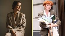 """Sex and the City"": Styling als Miranda Hobbes"