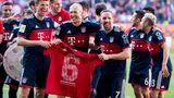 Bayern München Fußballmeister