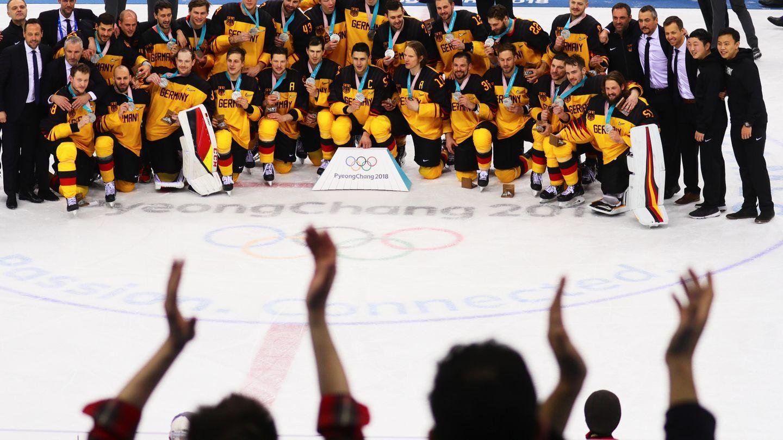 Deutsches Eishockeyteam
