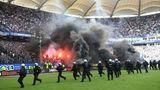 Abstieg HSV