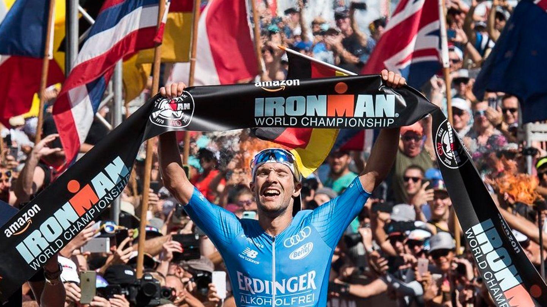 Patrick Lange Triathlon Iron Man Hawaii