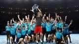 Alexander Zverev ATP Finale