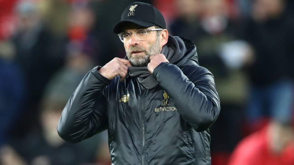 Jürgen Klopp und der FC Liverpool treffen auf die Bayern