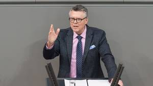 AfD - Uwe Kamann tritt aus Bundestagsfraktion aus
