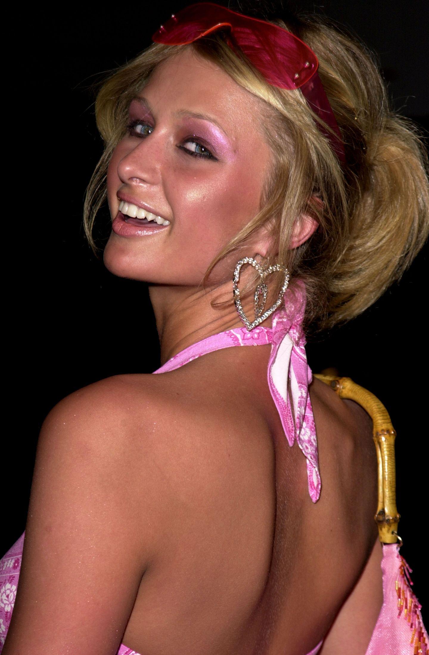 2000er Modetrends: Paris Hilton
