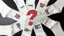 NEON Unnütze Socken Quiz