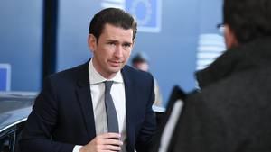 Polit-Star oder rechter Schnösel? Österreichs Kanzler Sebastian Kurz polarisiert
