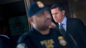 Michael Flynn - Muss auch Donald Trumps früherer Sicherheitsberater hinter Gitter?