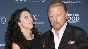 Lilly und Boris Becker waren 13 Jahre ein Paar, neun davon verheiratet