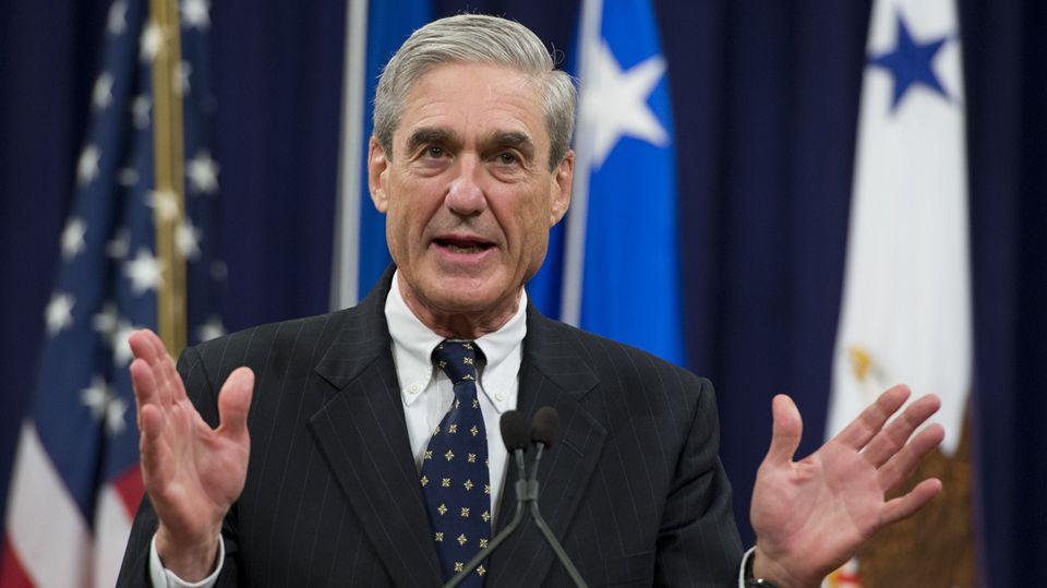 US-Sonderermittler Robert Mueller ermitteltin der Russland-Affäre um Einmischung in die Präsidentschaftswahl 2016