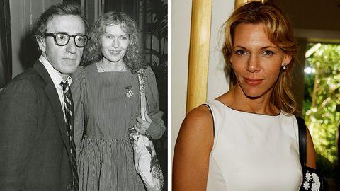 Woody Allen Mia Farrow Christina Engelhardt