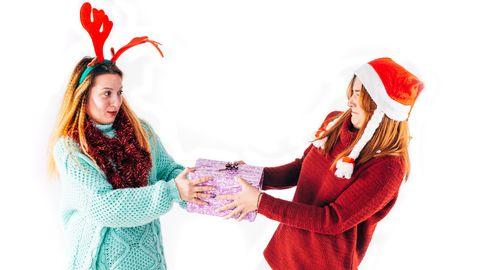 Weihnachtsfeier Streit