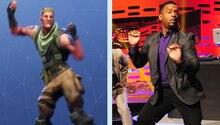 """Tanz-Vergleich: """"Prinz von Bel-Air""""-Darsteller beschuldigt """"Fortnite"""" geklaut zu haben"""