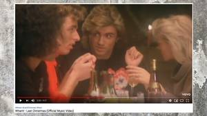 "Szene aus ""Last Christmas"" von Wham!"