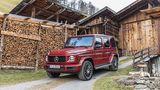Mercedes G 350d - startet bei rund 90.000 Euro