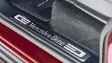 Mercedes G 350d - etwas modischer Schriftzug