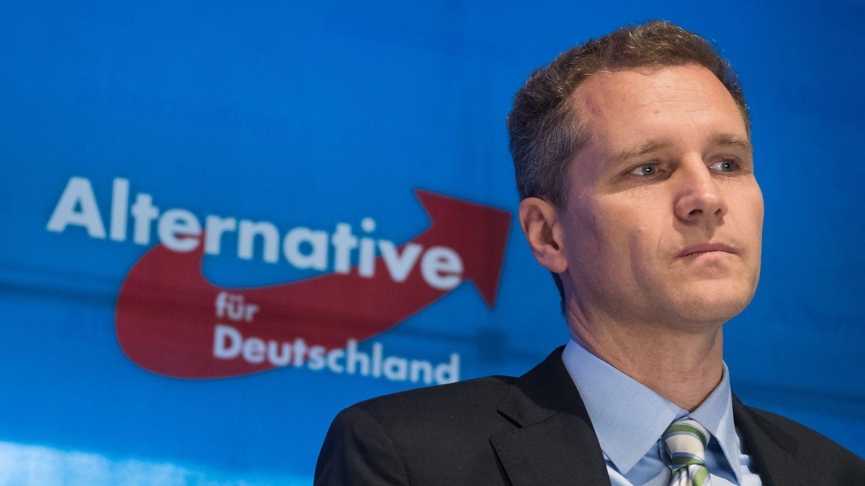 AfD-Abgeordneter Petr Bystron macht Schießtraining mit Rechtsextremen