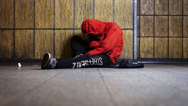 Angus Blair wollte mit seinen Mitteln zumindest einem Menschen über die kalten Tage helfen