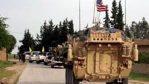 US-Armee in Syrien