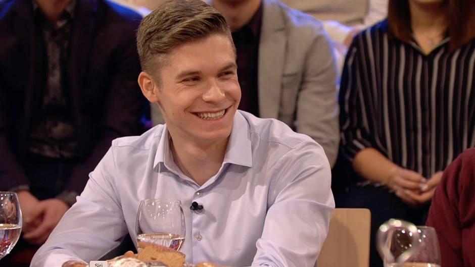 Studiogespräch vom 19.12.2018: Bei stern TV erzählten die Beutelspacher Fünflinge, was ihre Zukunftspläne sind