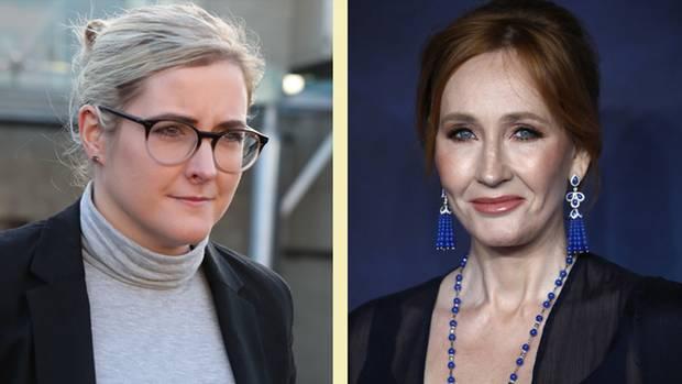 """""""Harry Potter""""-Autorin verklagt ihre Ex-Assistentin"""