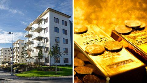 Geldanlage: Immobilien, Gold, Aktien: Die sieben Chancen auf Reichtum