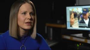 Reporterin Sophia Maier spricht über ihre Grenzerfahrungen beider Vor-Ort-Berichterstattung.
