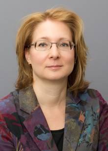 Syrien-Expertin Dr. Muriel Asseburg