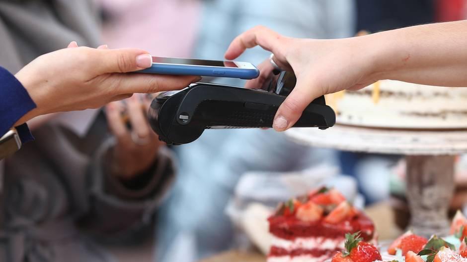 Apple Pay und Google Pay