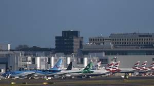 Flughafen Gatwick