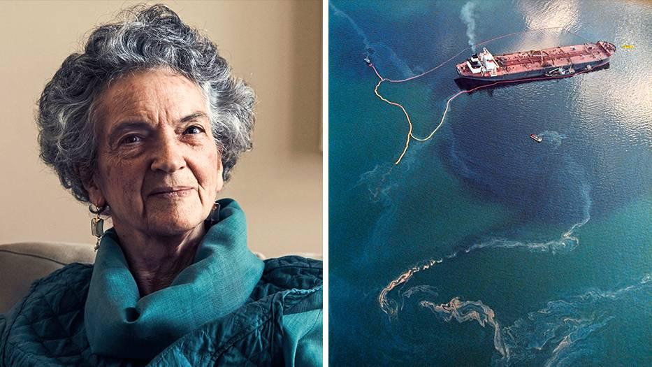 Klimawandel: Weshalb eine Rockefeller-Erbin gegen Exxon kämpft