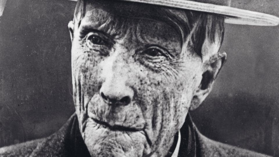 John D. Rockefeller, der gläubige Baptist und Vater von fünf Kindern, wurde fast 98 Jahre alt