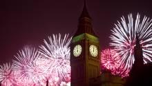 London zur Silvesternacht