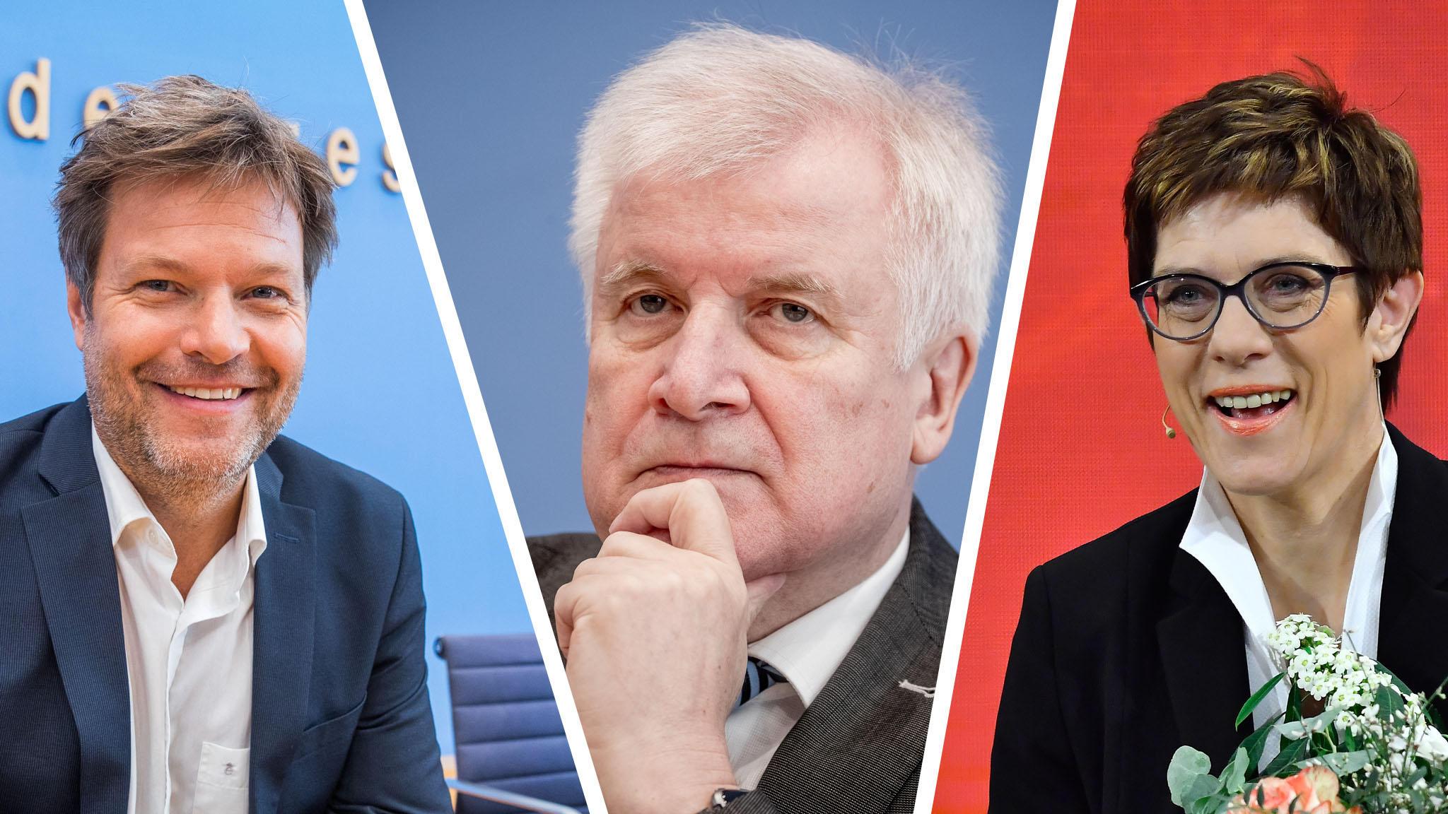 Politischen Gewinner und Verlierer 2018: Wer aufstieg, abstürzte - und die SPD alt aussehen ließ