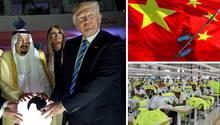 Chinas Aufstieg beendet die Dominanz des Westens